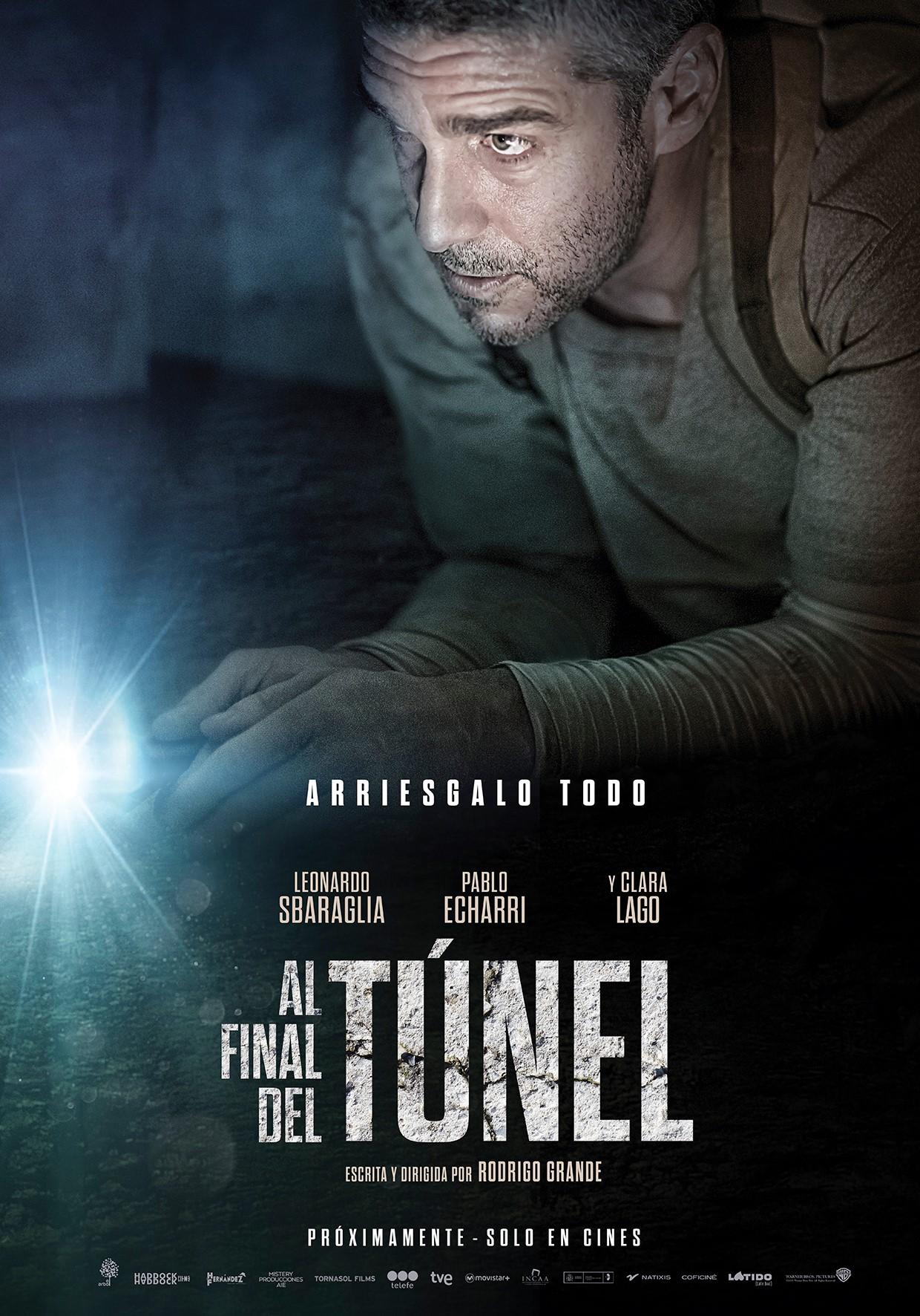 Jacques Mezger-Al final del tunel-poster